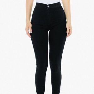 American Apparel Easy Jeans (XXS)